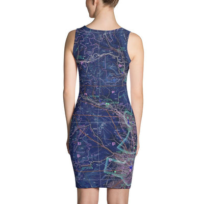 Seattle Sectional Dress (Inverted)