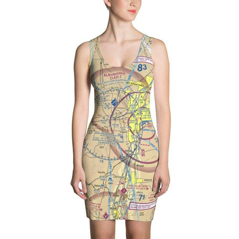 Albuquerque Sectional Dress - RadarContact - ATC Memes