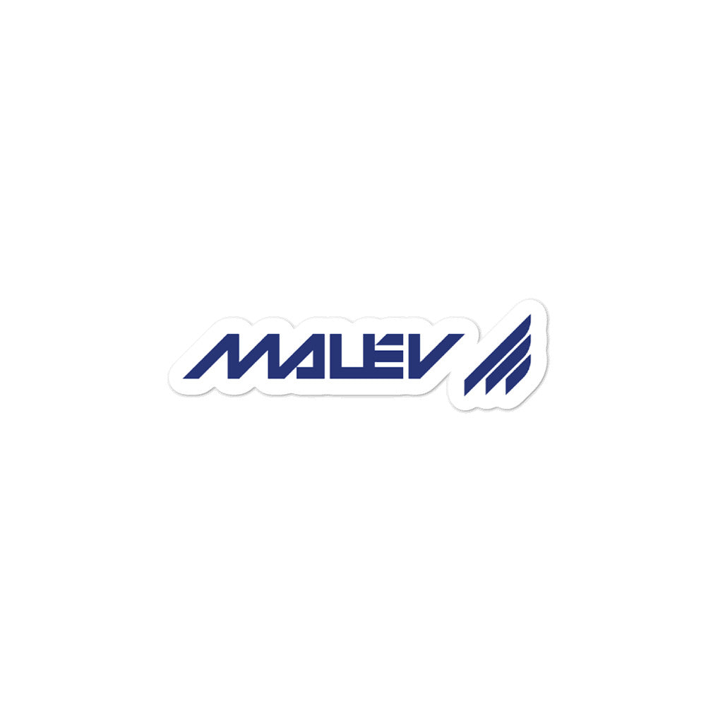 Retro Malev Sticker