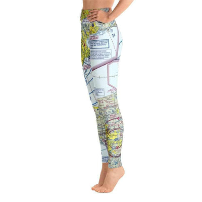 Toronto Sectional Yoga Leggings