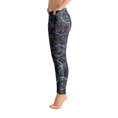 Indianapolis Sectional Leggings (Inverted) - RadarContact