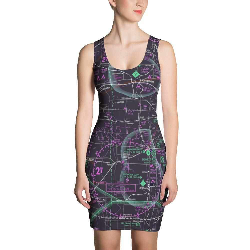 Wichita Sectional Dress (Inverted) - RadarContact