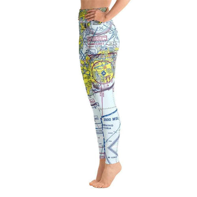 New York Sectional Yoga Leggings