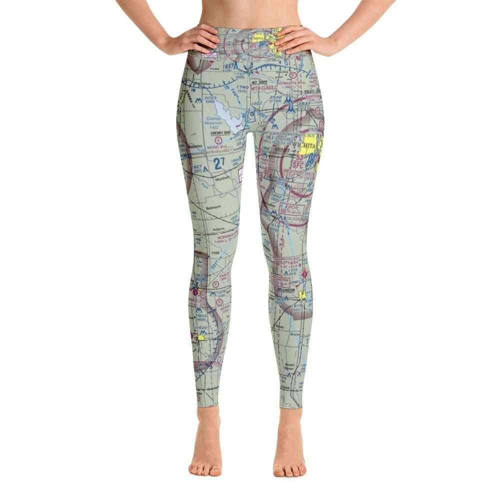 Wichita Sectional Yoga Leggings
