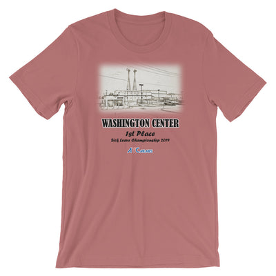 Washington Center Sick Leave T-Shirt