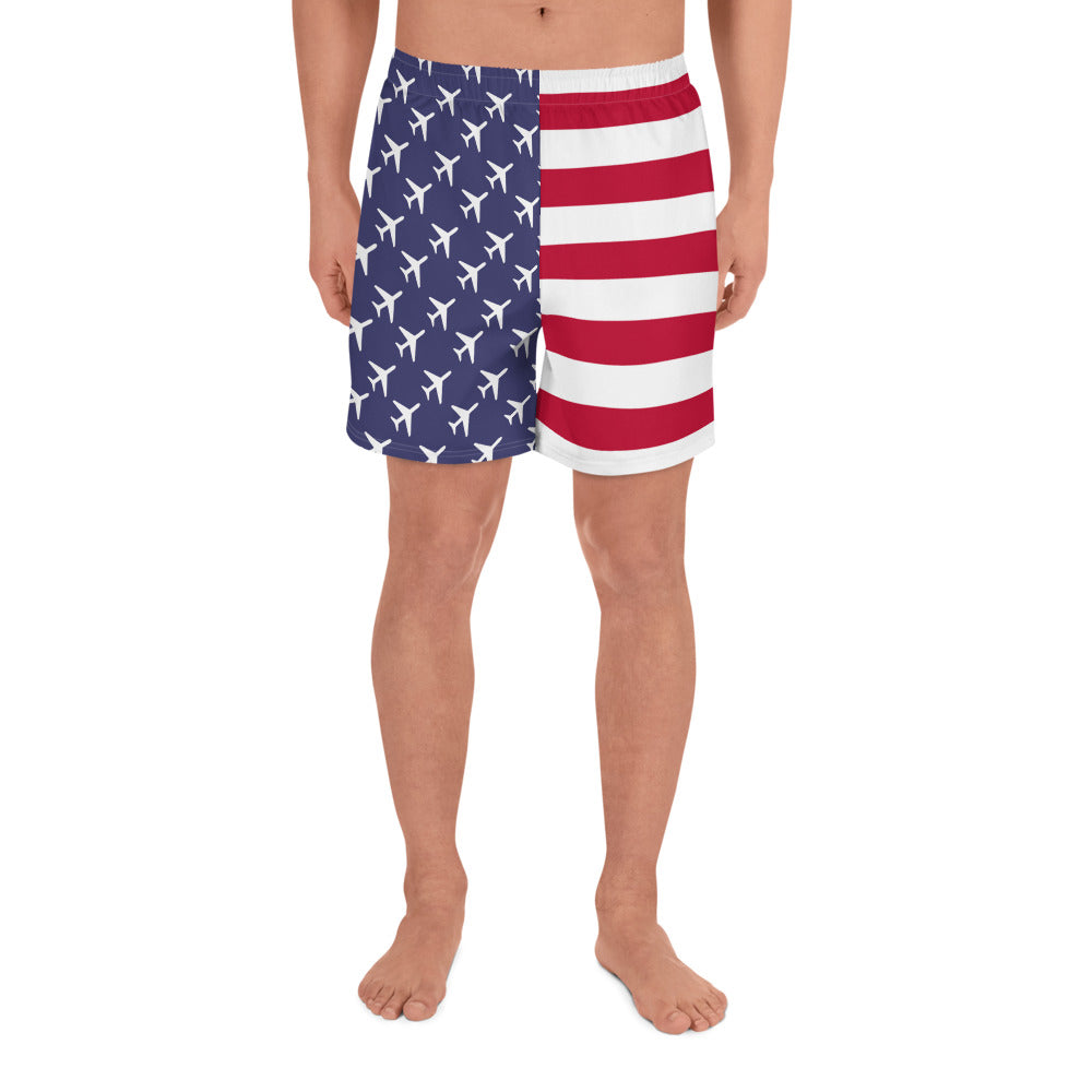 American Aviation Pride Men's Shorts