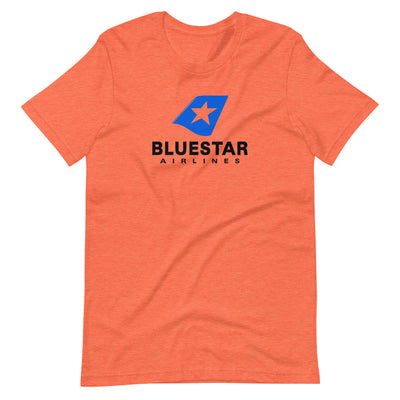 Blue Star Airlines T-Shirt - RadarContact