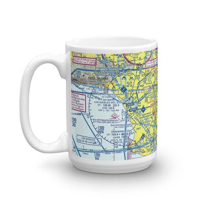 Los Angeles Sectional Mug