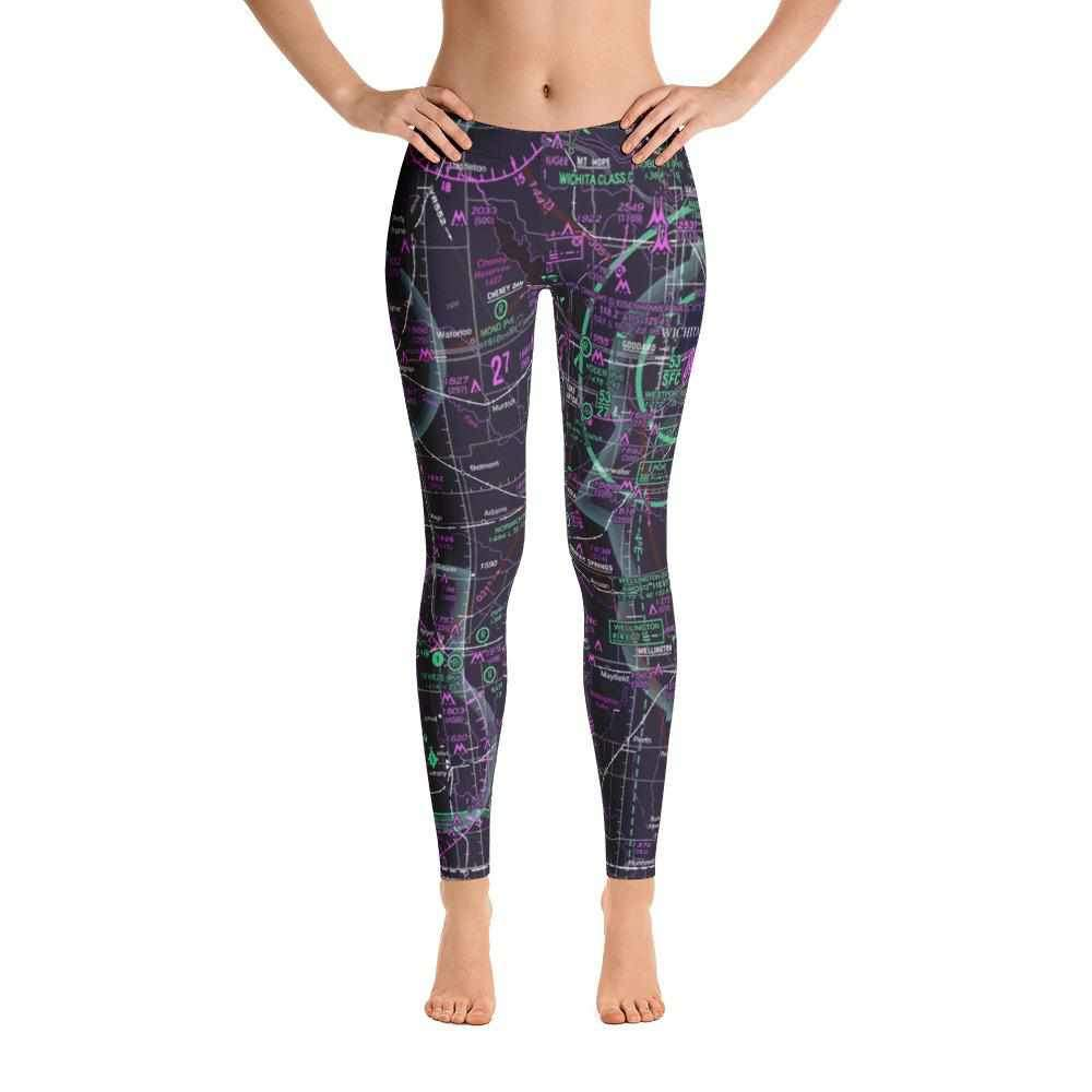 Wichita Sectional Leggings (Inverted) - RadarContact
