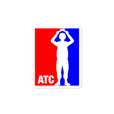 ATC League Sticker