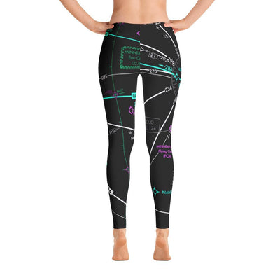 Minneapolis High Altitude Leggings (Inverted)
