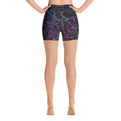 STS Sectional Yoga Shorts (Inverted)