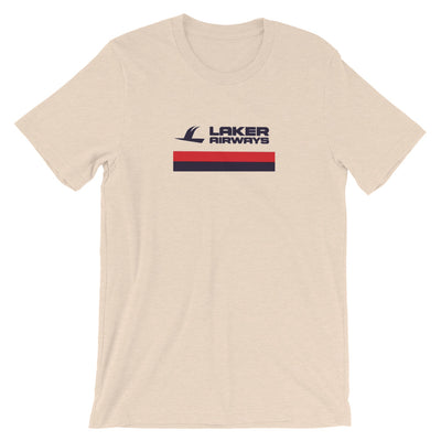 Retro Laker Airways T-Shirt
