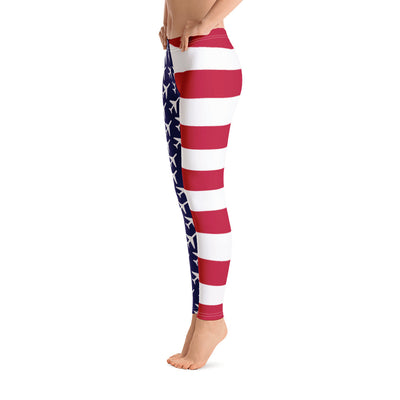 American Aviation Pride Leggings
