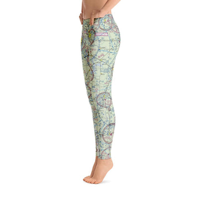 Springfield Illinois Sectional Leggings
