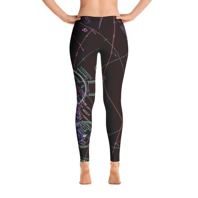 Hawaii Sectional Leggings (Inverted) - RadarContact