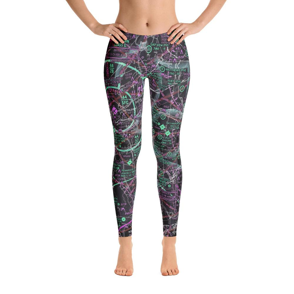 Allentown Sectional Leggings (Inverted) - RadarContact