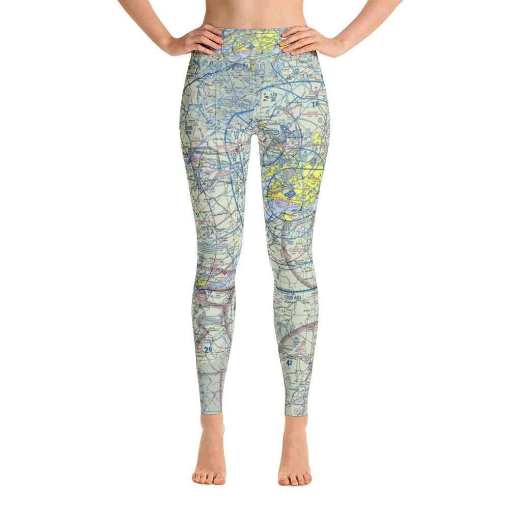 Montreal Sectional Yoga Leggings