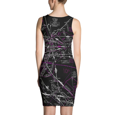 Los Angeles Low Altitude Dress (Inverted)
