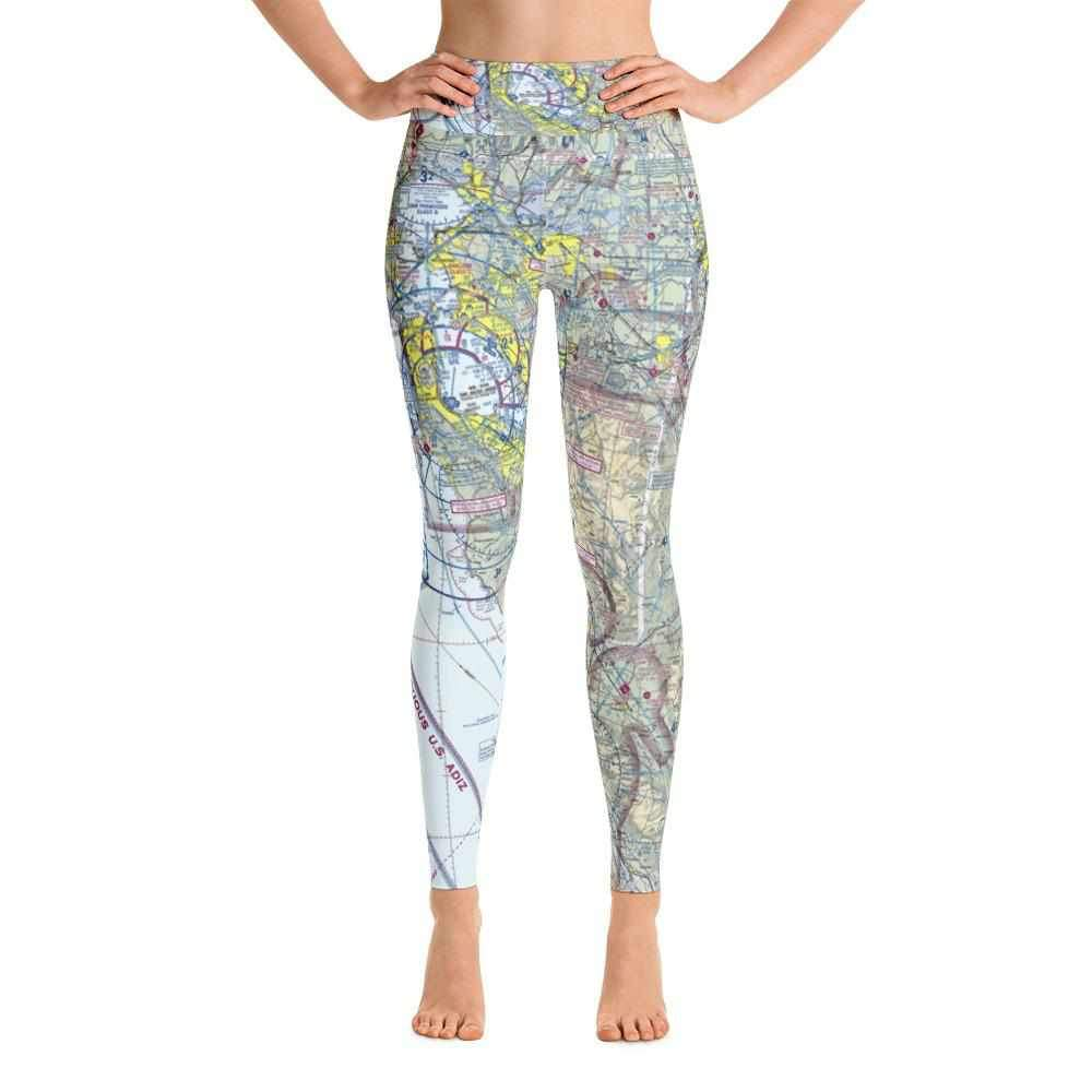 San Francisco Sectional Yoga Leggings