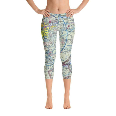 Ottawa Sectional Capri Leggings - RadarContact