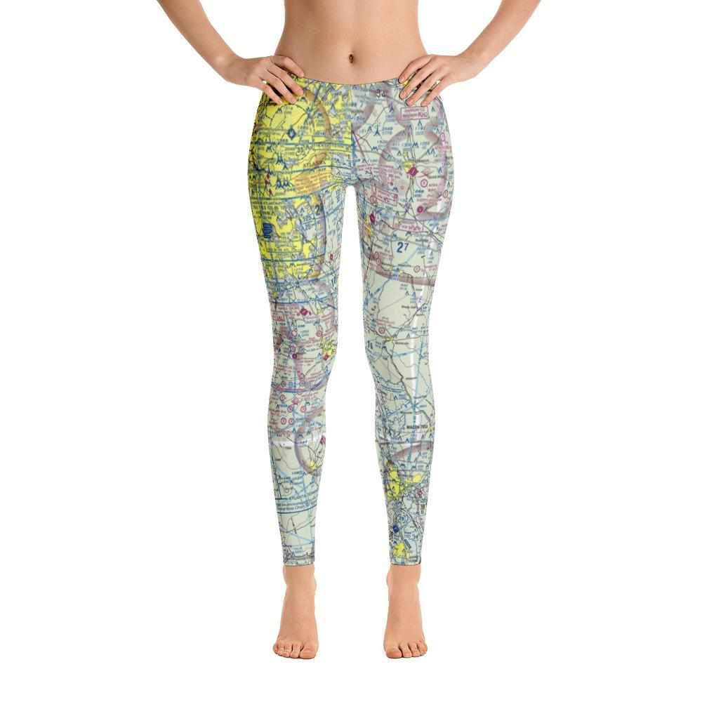 Atlanta Sectional Leggings - RadarContact
