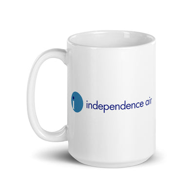 Retro Independence Air Mug
