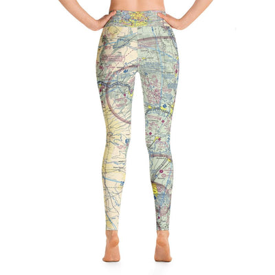 Portland Sectional Yoga Leggings