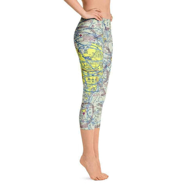 St Louis Sectional Capri Leggings
