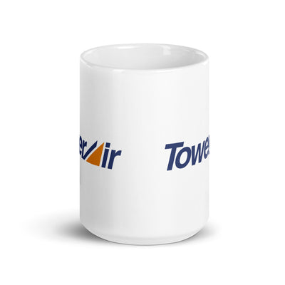 Retro Tower Air Mug