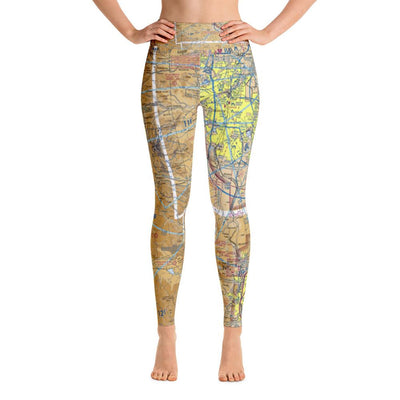 Denver Sectional Yoga Leggings - RadarContact - ATC Memes