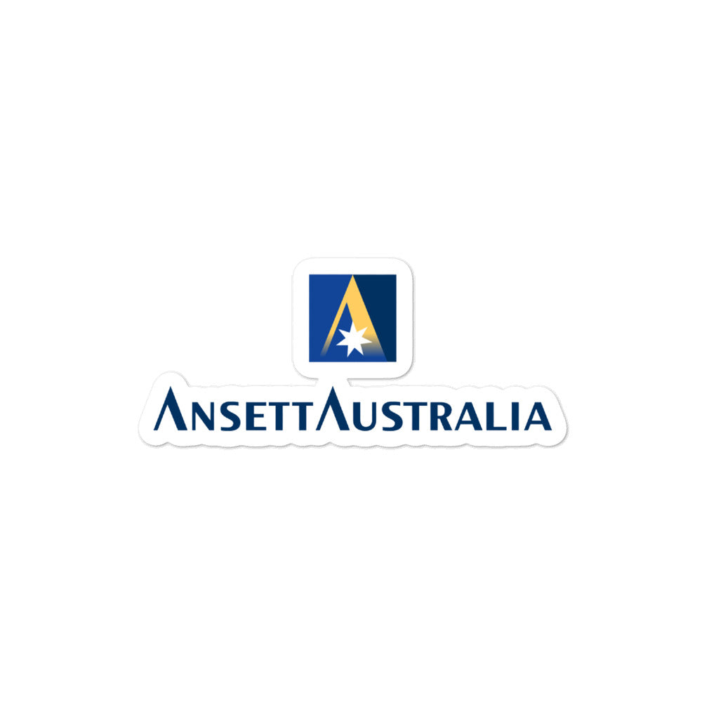 Retro Anset Australia Sticker
