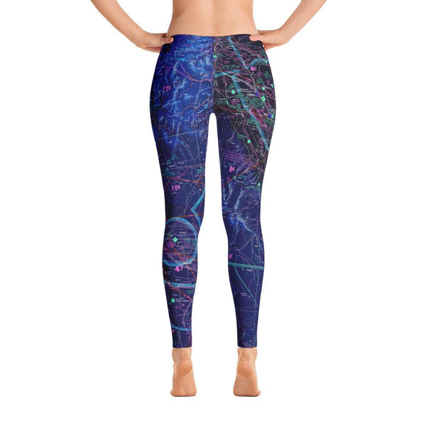 Boise Sectional Leggings (Inverted) - RadarContact - ATC Memes