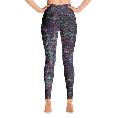 Louisville Sectional Yoga Leggings (Inverted) - RadarContact