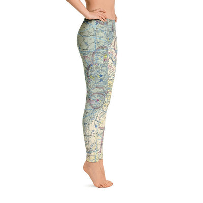 North Central West Virginia Sectional Leggings