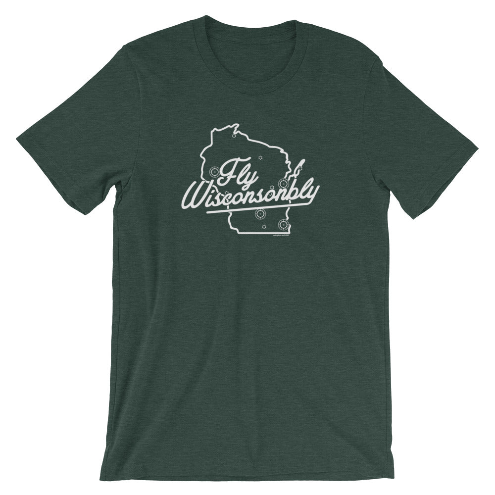 Fly Wisconsonbly T-Shirt
