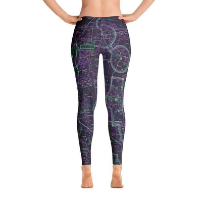 Omaha Sectional Leggings (Inverted)