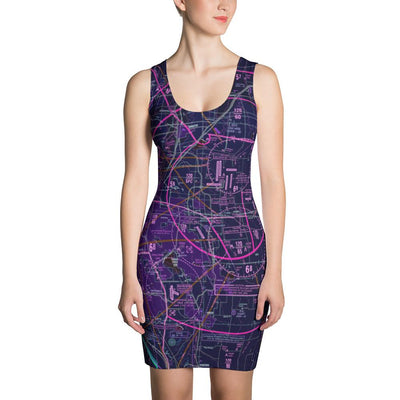 Denver Sectional Dress (Inverted) - RadarContact - ATC Memes