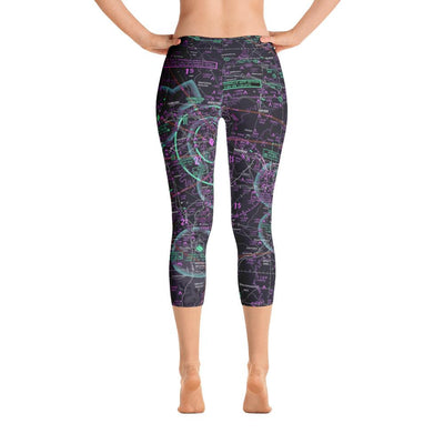 Louisville Sectional Capri Leggings (Inverted) - RadarContact