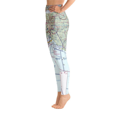 Pensacola Sectional Yoga Leggings
