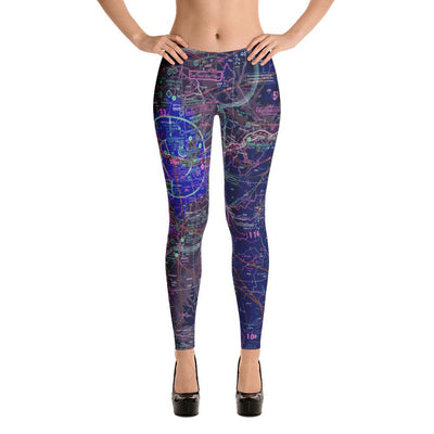 Portland Sectional Leggings (Inverted)