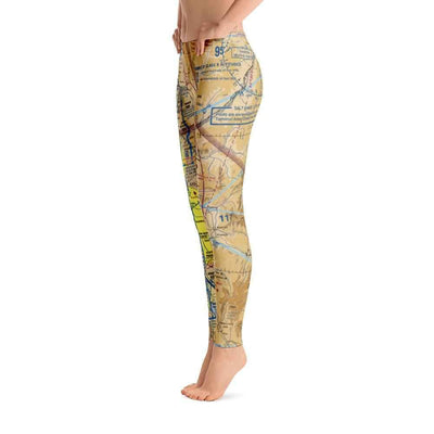 Salt Lake Sectional Leggings