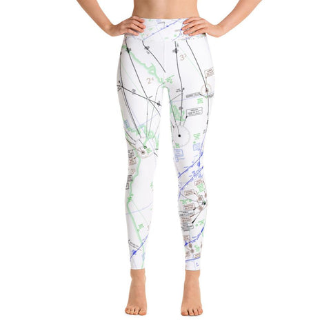 Toronto Low Altitude Yoga Leggings