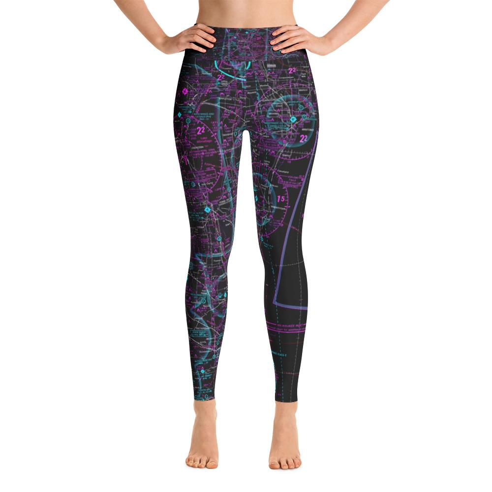 Oshkosh Sectional Yoga Leggings (Inverted)