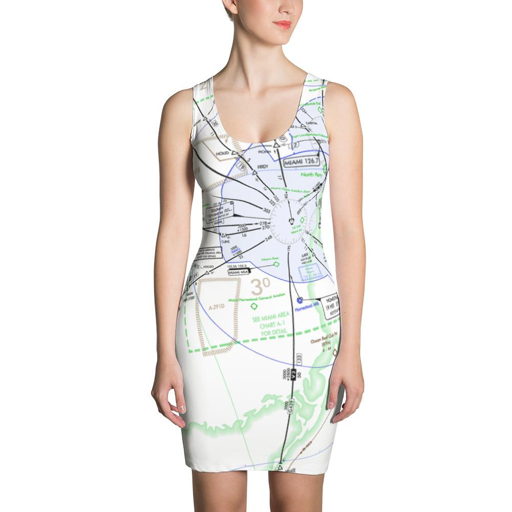 Miami Low Altitude Dress - RadarContact