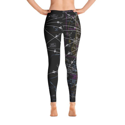 Denver Low Altitude Leggings (Inverted) - RadarContact