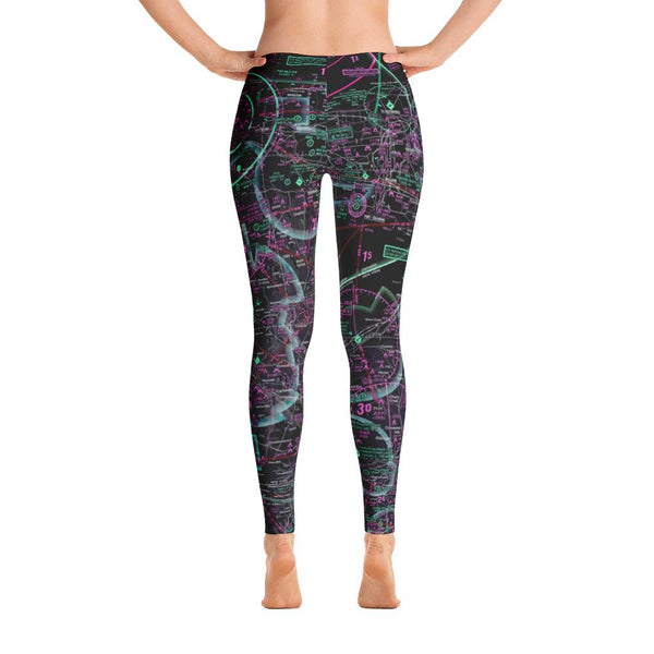 Buffalo Sectional Leggings (Inverted) - RadarContact