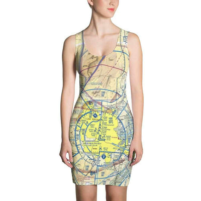Las Vegas Sectional Dress - RadarContact - ATC Memes