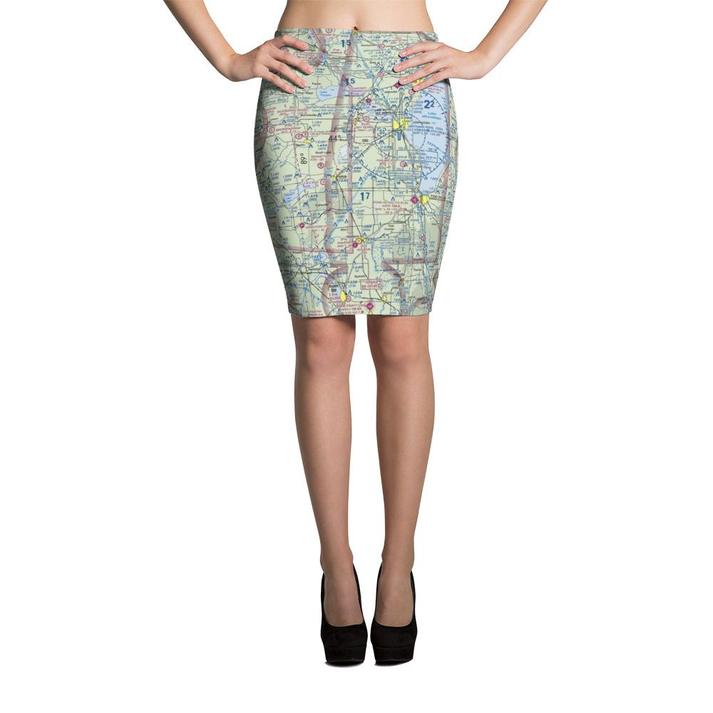 Oshkosh Sectional Pencil Skirt