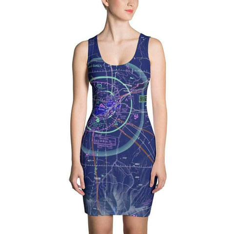 Billings Sectional Dress (Inverted) - RadarContact - ATC Memes